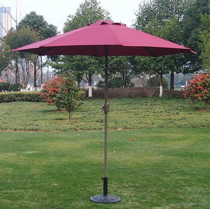 户外遮阳伞花园庭院别墅太阳伞