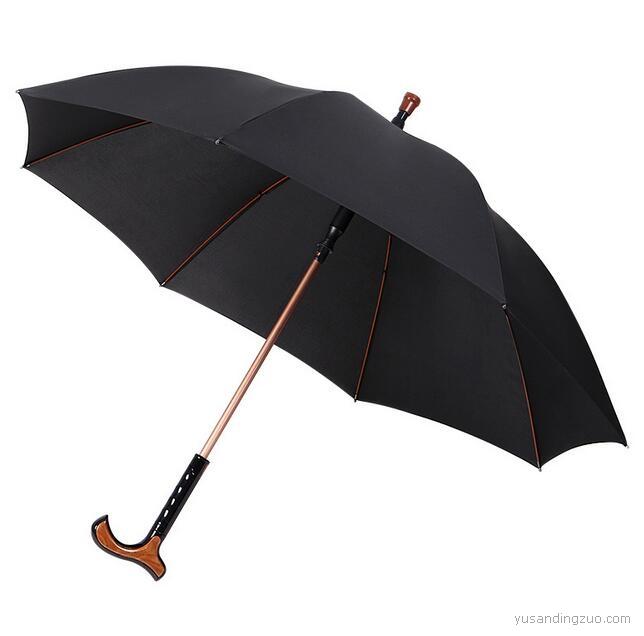 广告拐杖伞