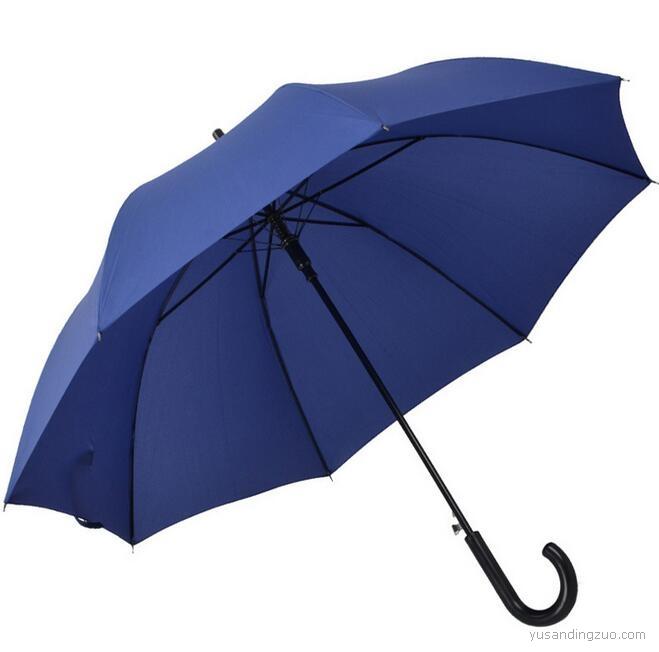 广告伞长柄直杆雨伞定制