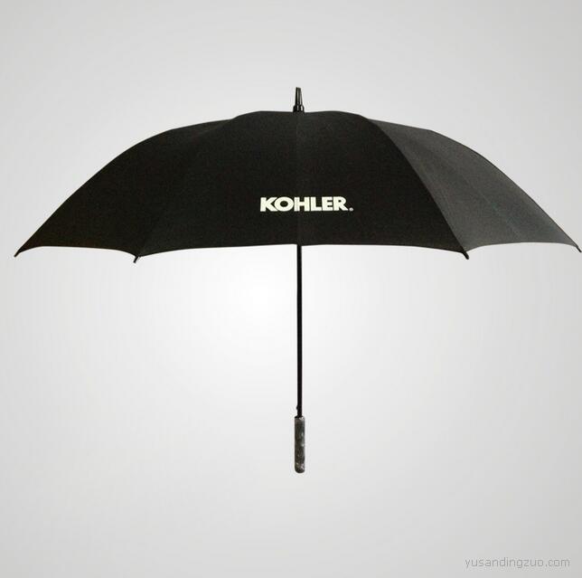 双层高尔夫伞直杆广告伞