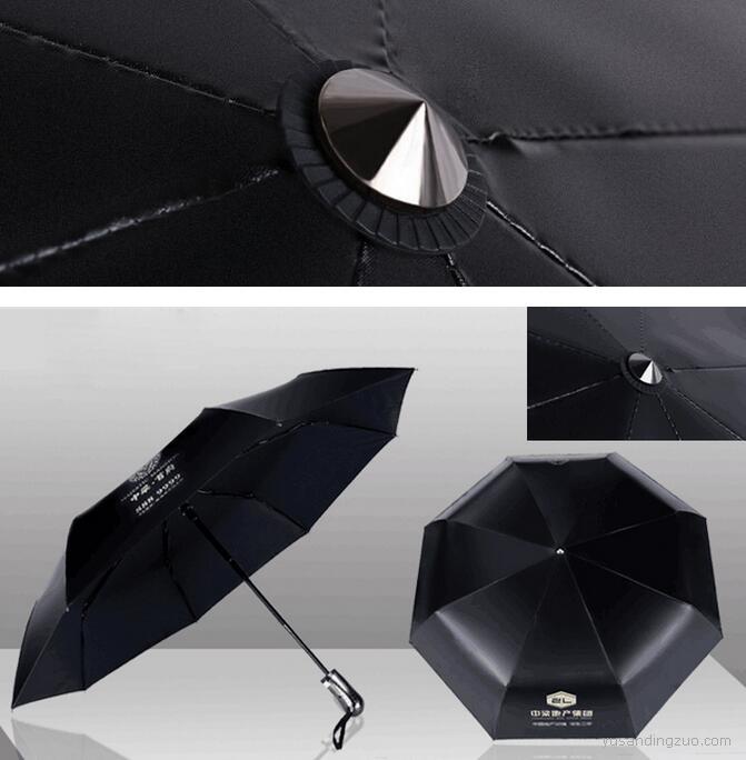 汽车安全伞行车必备破窗神器能救命的雨伞