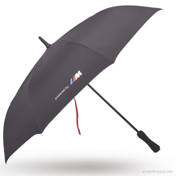 反向长柄双层伞定制广告